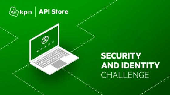 Security and Identity Challenge - KPN API Store developer portal